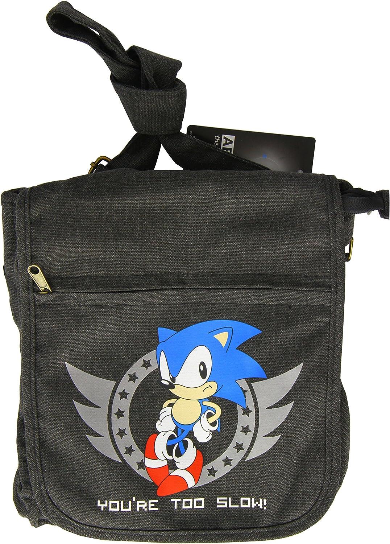 Autre - Disfraz Sonic Unisex a Partir de 3 años (Sega BAG030 ...