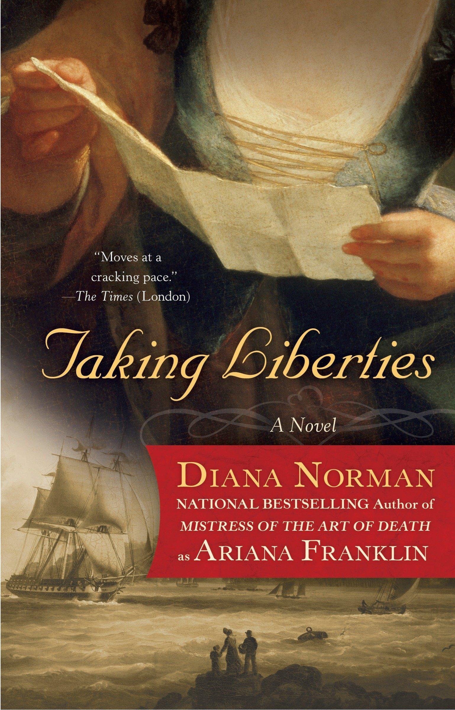 Taking Liberties (Makepeace Hedley) PDF