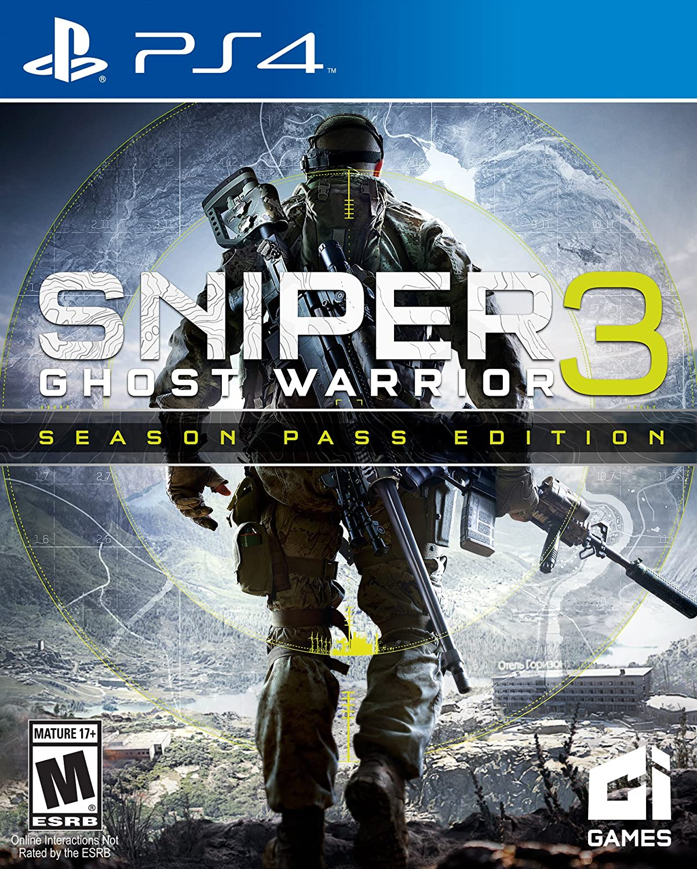 Amazon.com: Sniper Ghost Warrior 3 - PlayStation 4 Season Pass Edition: Video Games
