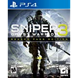 Sniper: Ghost Warrior 3 Season Pass Edition - PlayStation 4