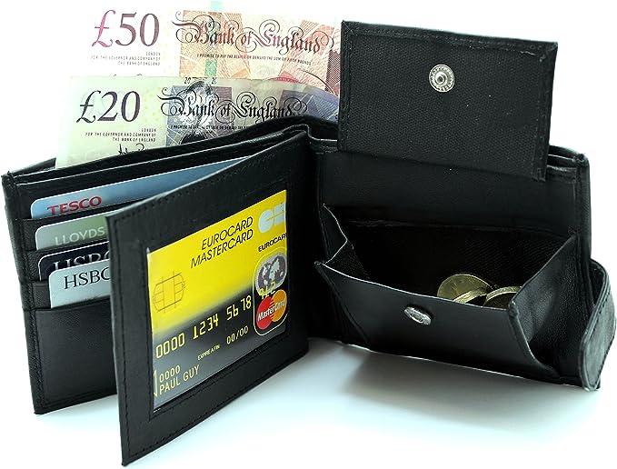 50 Pound Oyster Wallet Travel /& Credit//Debit Card Holder