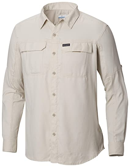 6ffcc9f00a3 Amazon.com: Columbia Men's Silver Ridge 2.0 Plaid Long Sleeve Shirt, UV Sun  Protection, Moisture Wicking Fabric: Clothing