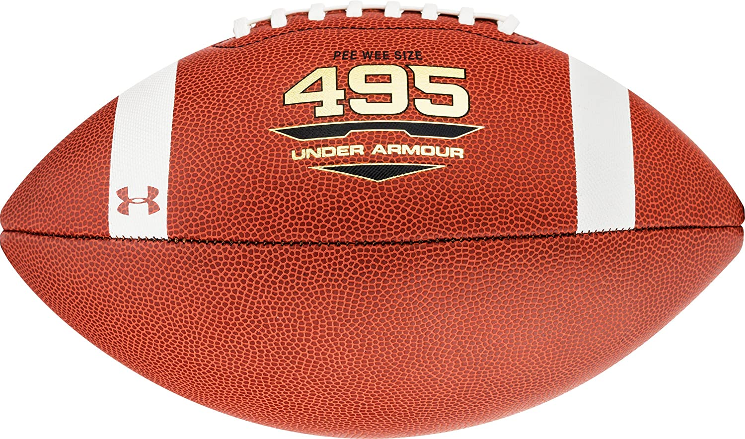 Under Armour 495 Official Football  YOUTH SIZE