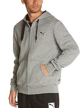 fcd75be88 Puma FD Essential - Sudadera con capucha para hombre  Amazon.es  Deportes y aire  libre