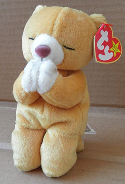 Amazon.com  TY Beanie Babies Hope the Praying Bear Stuffed Animal Plush Toy  - 6 inches tall  Everything Else 0b787d26bbdc