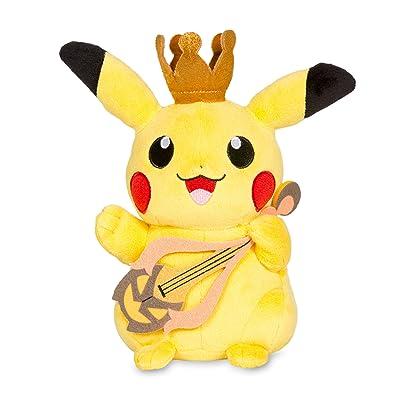 "Pikachu Halloween Poké Plush (Standard Size) - 6"": Toys & Games"
