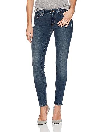 00dcb7bb9c5aa Levi s Womens 711 Skinny Jeans Jeans  Amazon.co.uk  Clothing