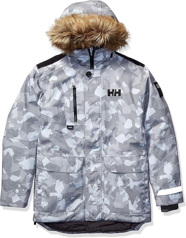 Helly Hansen Mens Waterproof Svalbard Parka Jacket