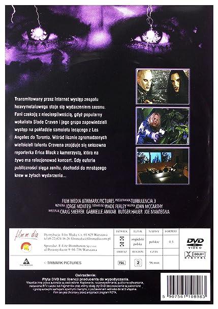 Amazon.com: Turbulence 3: Heavy Metal (2001) [DVD] (English ...