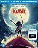 Kubo And The Two Strings (Blu-ray 3D + Blu-ray + Digital Download) [2016]