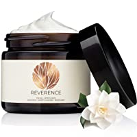 Daily Facial Moisturizing Cream | 100% Organic & Natural Plant Based | For Deep...