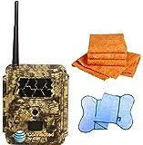 Spartan HD GoCam (AT&T Version, Model#GC-ATTxb, Blackout Infrared) 3G Wireless UTowel Bundle DEAL Bundled with UTowels Edgeless Microfiber Towels