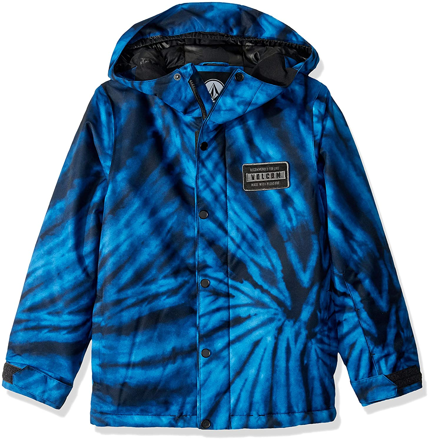 bc8d8dcef6 Amazon.com  Volcom Big Boys  Ripley Insulated Relaxed Fit Snow Jacket   Clothing