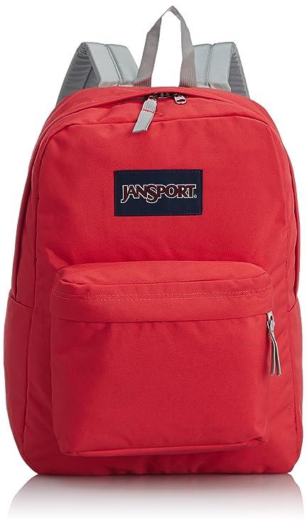 Amazon.com: JanSport Superbreak – Mochila, color coral Dusk ...