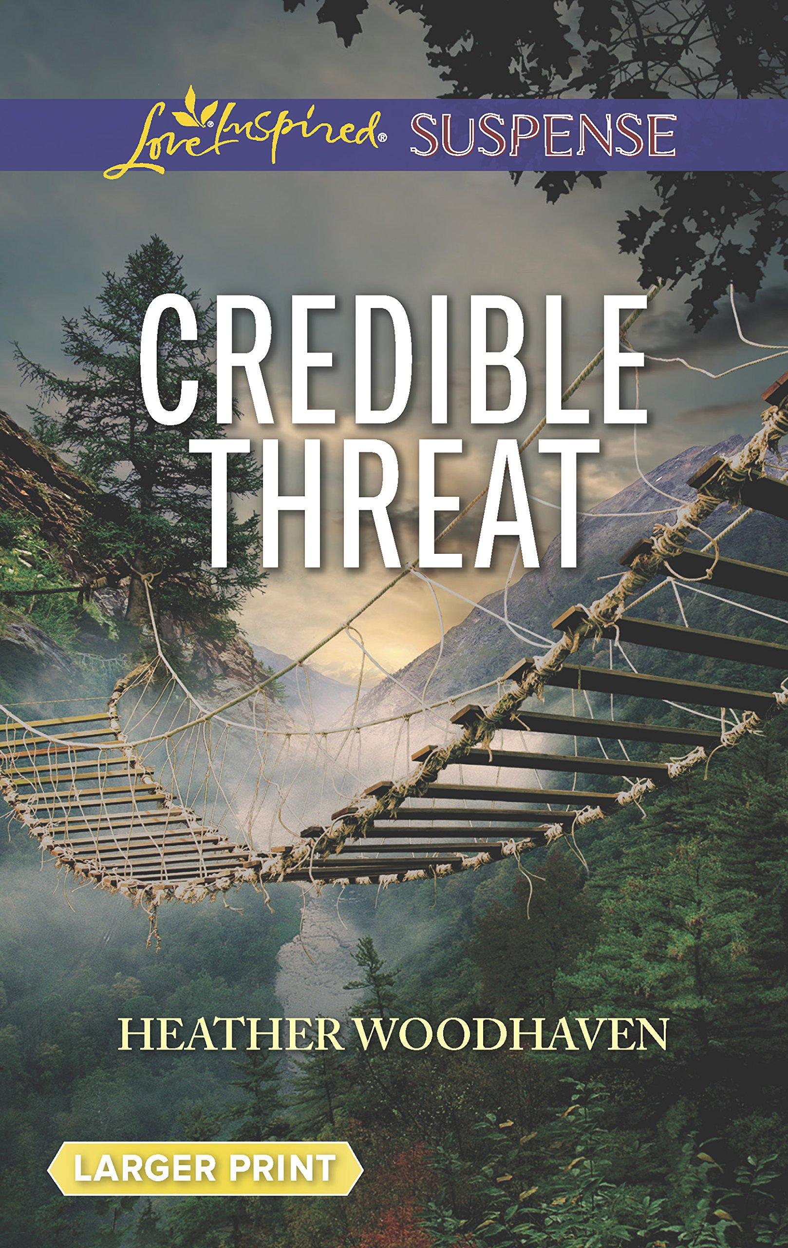 Download Credible Threat (Love Inspired Suspense) pdf epub