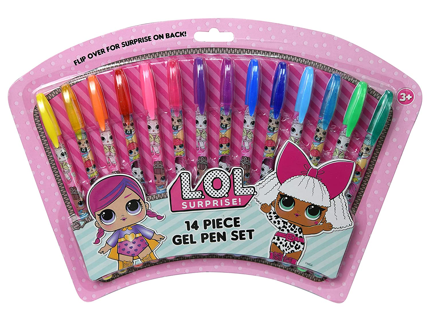 Cute Glitter Journal A5 Gift Set With StickersLOL Dolls For Surprise L.O.L
