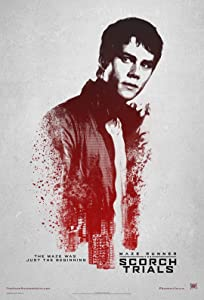 """Maze Runner : Scorch Trials - Movie Poster (12 x 18"""" Inches) , Glossy Finish (Thick): Dylan O'Brien - THOMAS"""