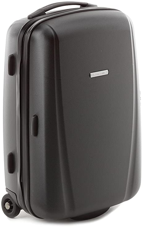 Samsonite Equipaje de cabina, negro (Negro) - Bright Lite Upright 55/20