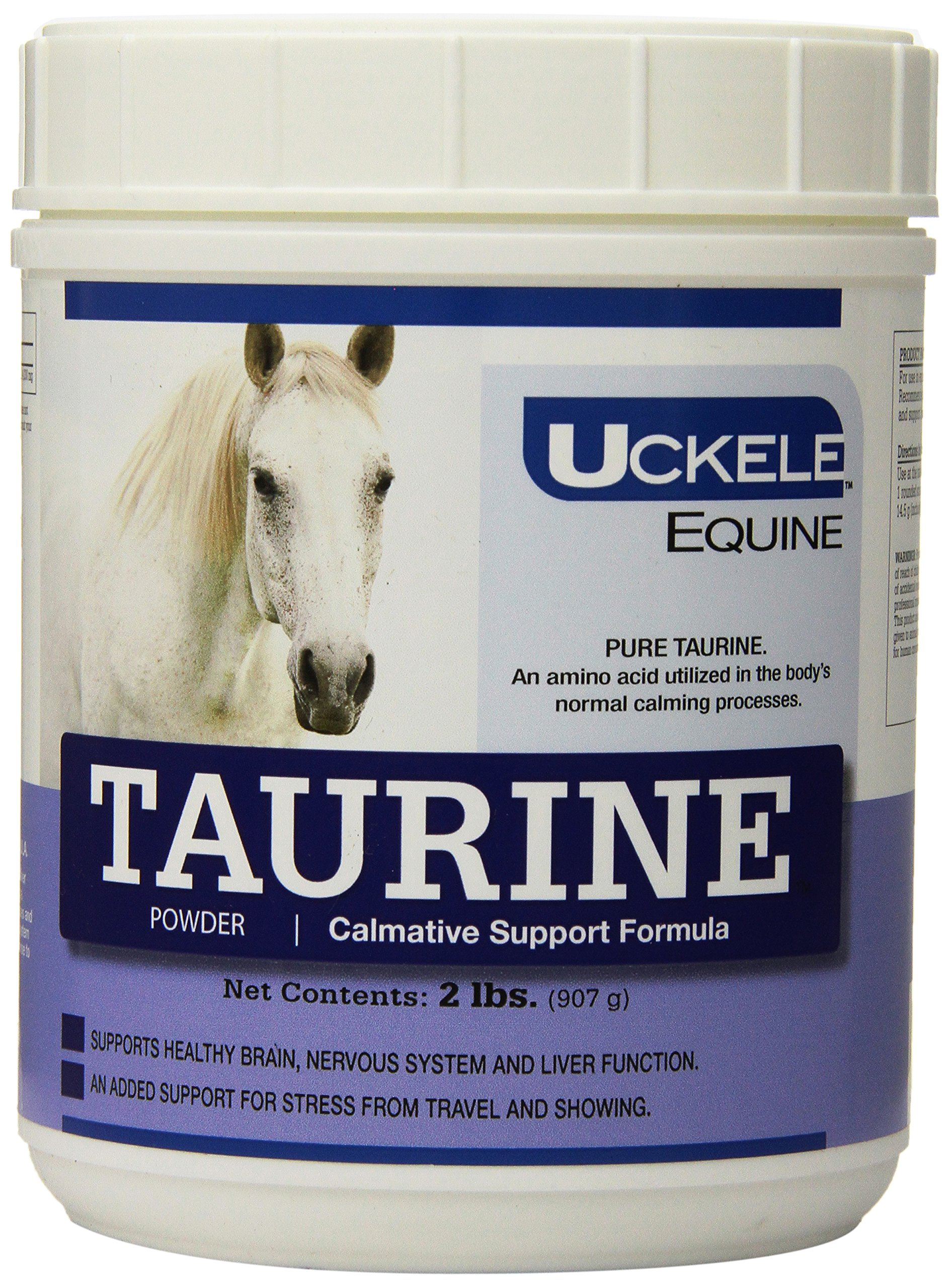 Uckele Taurine Horse Supplement, 2-Pound by Uckele (Image #1)