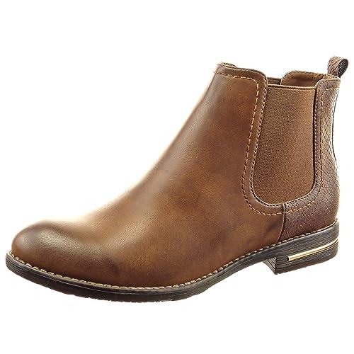 scarponcini chelsea boots
