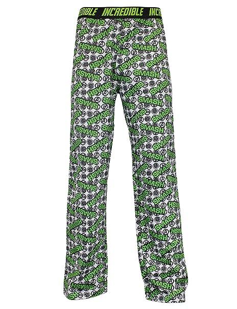 El increíble Hulk - pantalones del pijama para Hombre - Small
