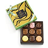Godiva Chocolatier Gold Icon's Gift Box, 9 Chocolate Pieces
