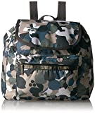 LeSportsac Women's Classic Small Edie Backpack, Camo Floral