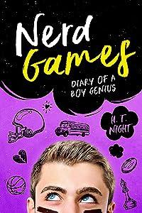 Nerd Games (Diary of a Boy Genius Book 2)