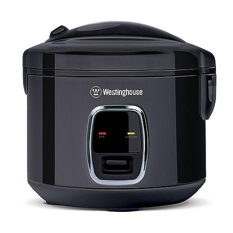Amazon.com: Westinghouse wrc201 W 14-cup Arrocera, Negro ...