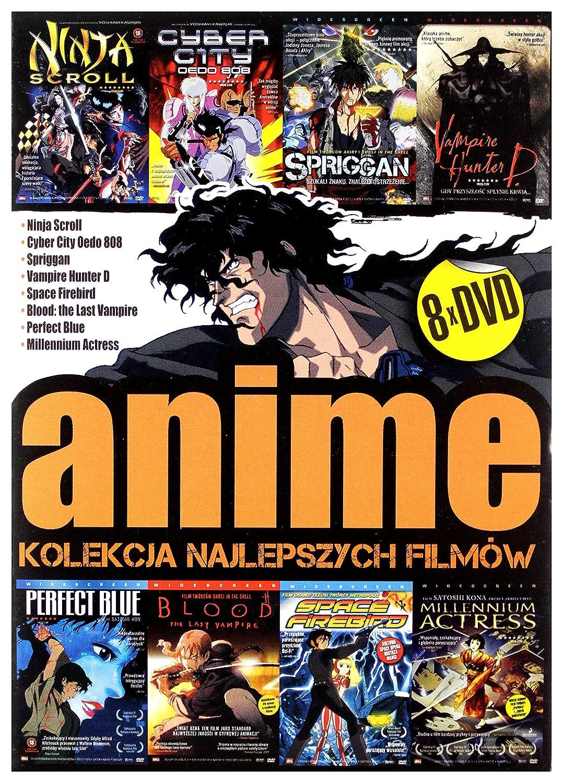 Kolekcja najlepszych filmĂlw anime: Ninja scroll / Cyber ...