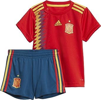adidas Federación Española de Fútbol - Conjunto Bebé-Niños: Amazon ...