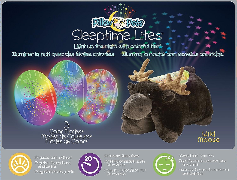 Wild Fox Pillow Pets Sleeptime Lites