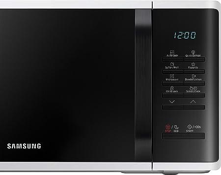 Samsung MS23K3513AW/EG - Microondas (Encimera, Solo ...