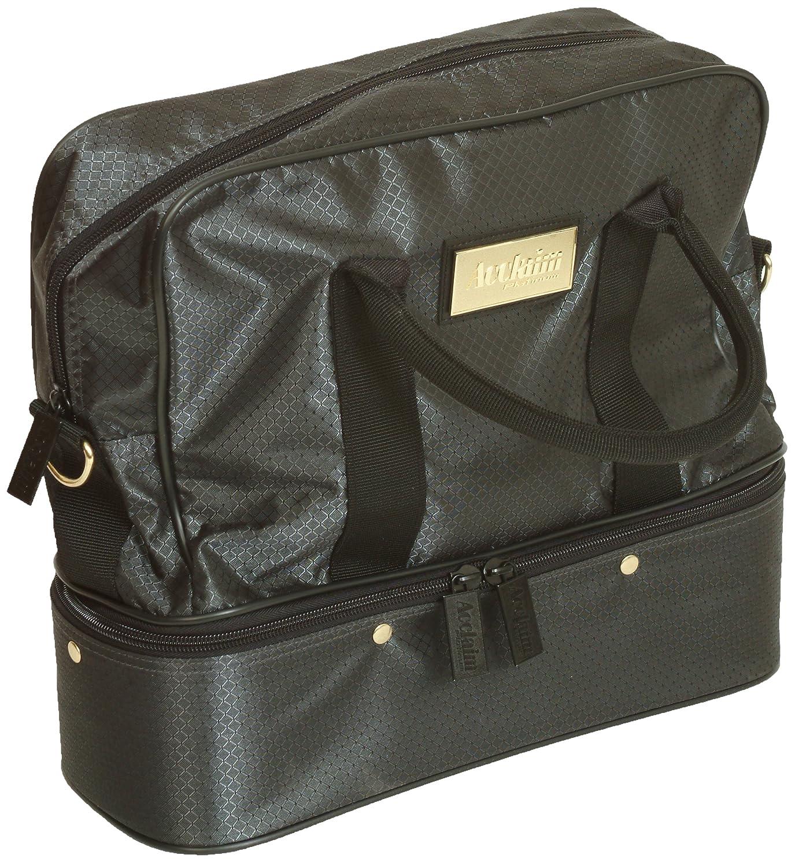 Acclaim Platinum Aries Ripstop Nylon Three Bowl Level Lawn Flat Green Short Mat Bowls Bag Charcoal
