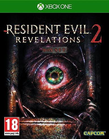 Resident Evil Revelations 2 [Importación Inglesa]: Amazon.es ...