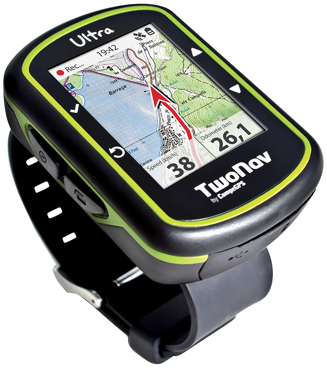 Two Nav Touring CompeGPS Ultra International