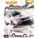 Subaru Impreza WRX STI Fast /& Furious Off-Road 1//5 1:64 Hot Wheels GJC07 GBW75