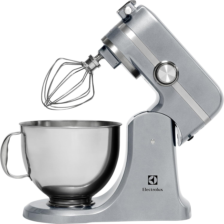 Electrolux EKM4400 - Robot de cocina (Gris, Metálico, 37 cm, 21 cm, 36 cm, Acero inoxidable): Amazon.es: Hogar