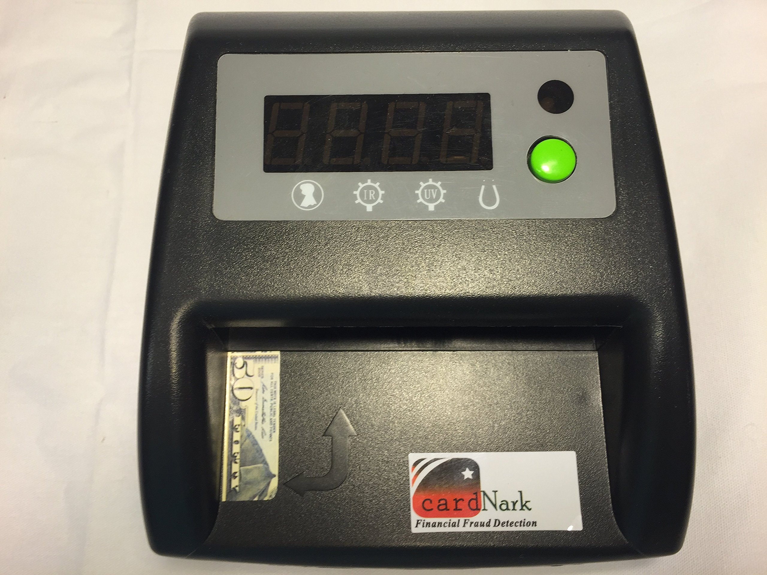 Electronic Counterfeit Bill Detector