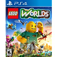 LEGO Worlds for PS4 Deals