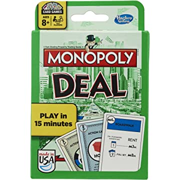 cheap Monopoly Deal 2020
