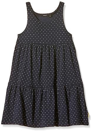 Kleid blau 122