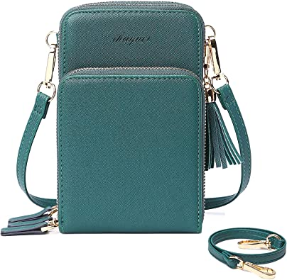 Crossbody Cell Phone Shoulder Bag Card Holder Fashion Small Bags for Women New