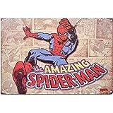K&H Marvel DC Comic Antique Signs Spiderman
