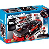 Playmobil Tuning Workshop And Car With Sounds