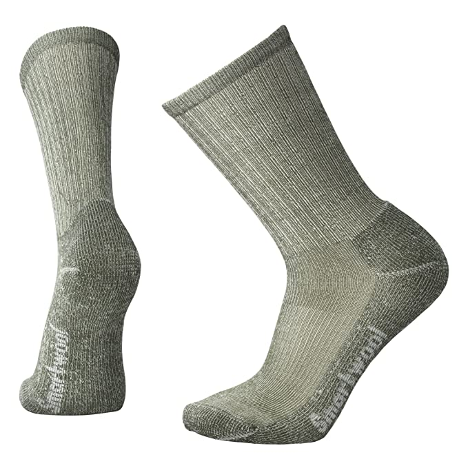 Smartwool Merino Hiking - Calcetines de senderismo para hombre, tamaño M, color gris: Amazon.es: Deportes y aire libre