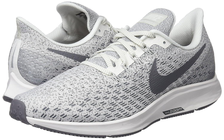 Nike Air Zoom Pegasus 35 Laufschuhe Club GoldRacer Blau