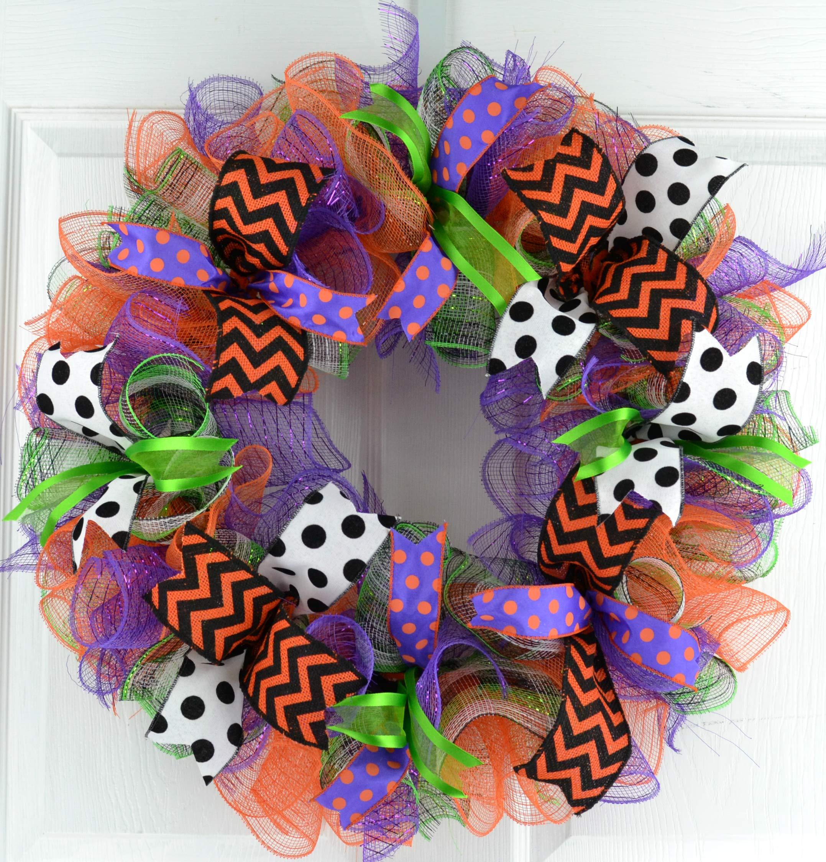 8b0c6ecce Halloween Wreaths