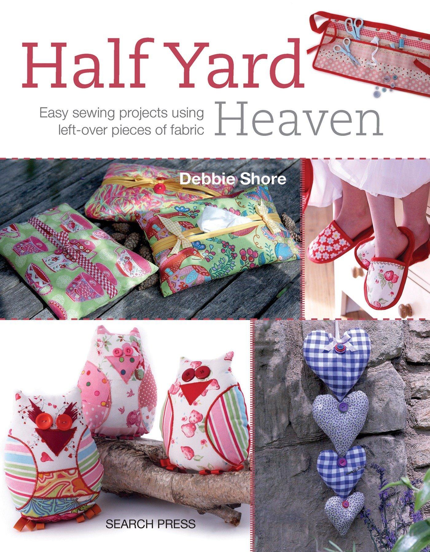 half yard heaven makeup bag