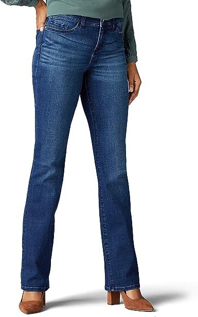 LEE Womens Flex Motion Regular Fit Bootcut Jean